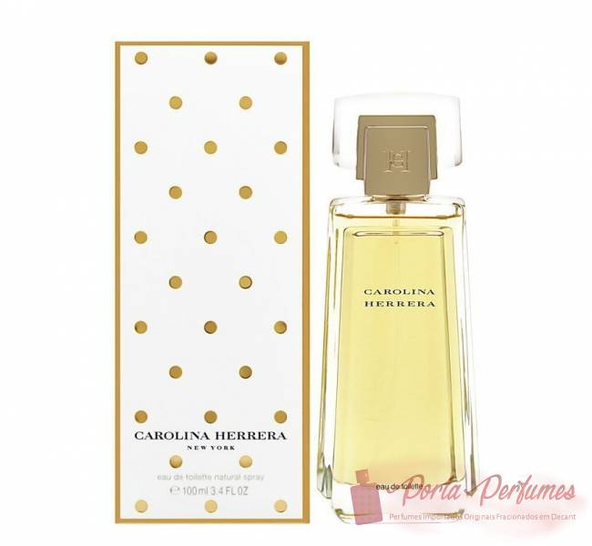 comprar Decant / Amostra do Perfume Feminino Carolina Herrera New York Eau de Toilette (EDT)