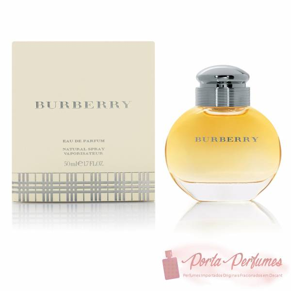 Decant / Amostra do Perfume Feminino Burberry For Women Eau de Parfum (EDP)