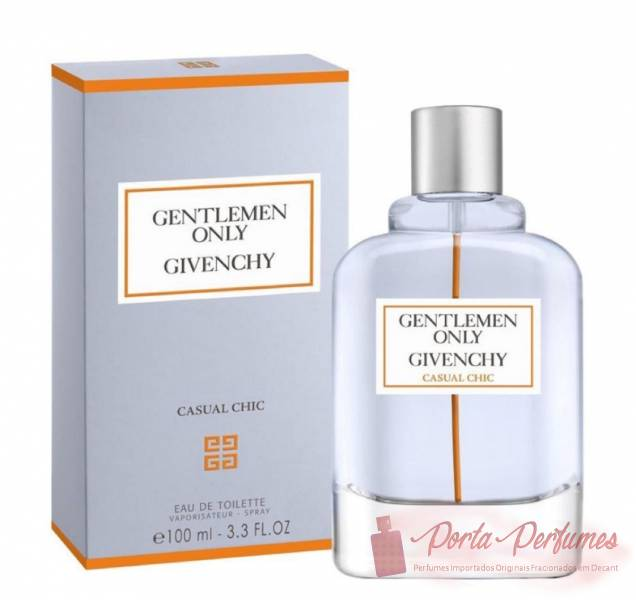 comprar Decant / Amostra do Perfume Masculino Givenchy Gentlemen Only Casual Chic Eau de Toilette (EDT)