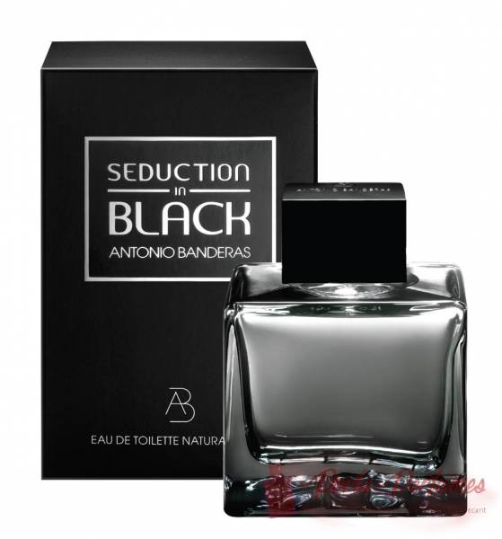 comprar Decant / Amostra do Perfume Masculino Antonio Banderas Seduction in Black Eau de Toilette (EDT)