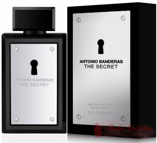 comprar Decant / Amostra do Perfume Masculino Antonio Banderas The Secret Eau de Toilette (EDT)