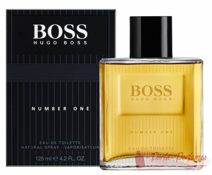 comprar Decant / Amostra do Perfume Masculino Hugo Boss Number One Eau de Toilette (EDT)