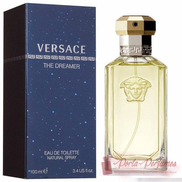 comprar Decant / Amostra do Perfume Masculino Versace The Dreamer Eau de Toilette (EDT)