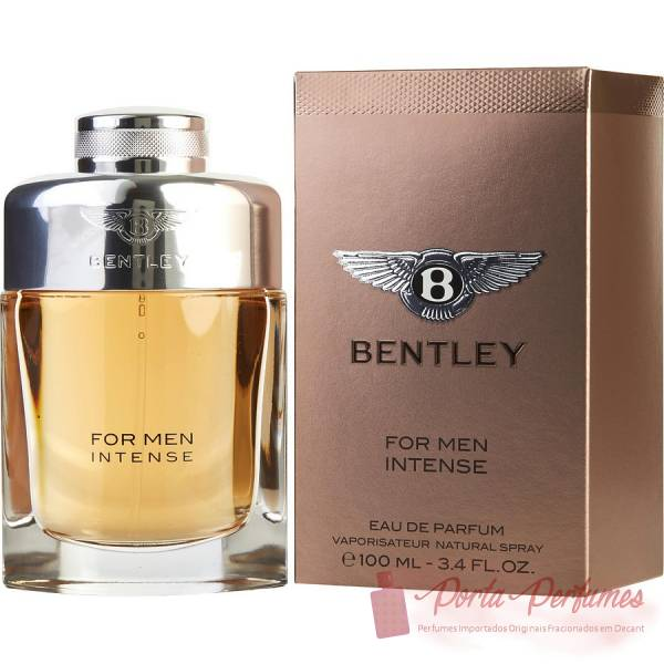 comprar Decant / Amostra do Perfume Masculino Bentley For Men Intense Eau de Parfum (EDP)