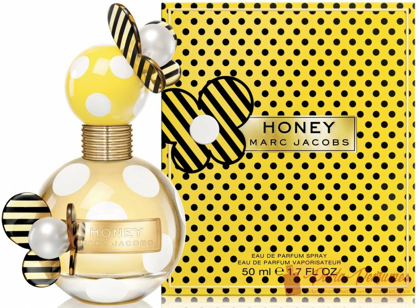 comprar Decant / Amostra do Perfume Feminino Marc Jacobs Honey Eau de Parfum (EDP)
