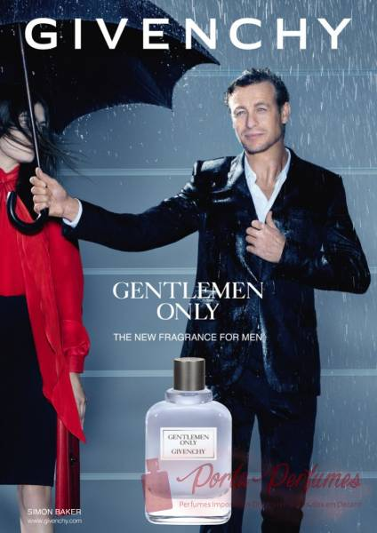 comprar Decant / Amostra do Perfume Masculino Givenchy Gentlemen Only Eau de Toilette (EDT)