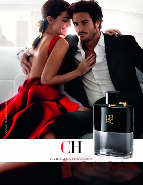 comprar Decant / Amostra do Perfume Masculino Carolina Herrera CH Men Privé Eau de Toilette (EDT)